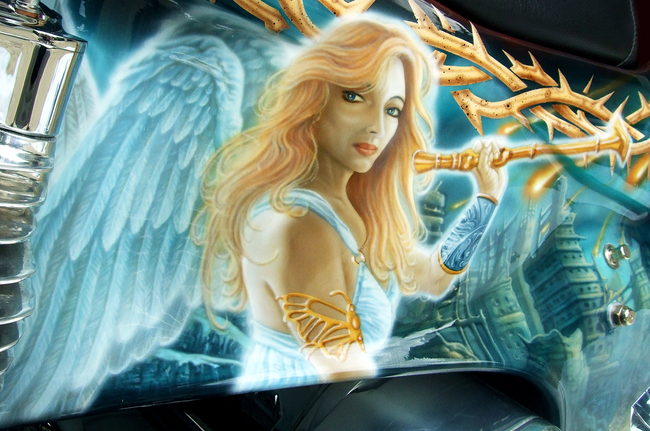 uncle-d-s-airbrushing-motorcycles-revelation-slide