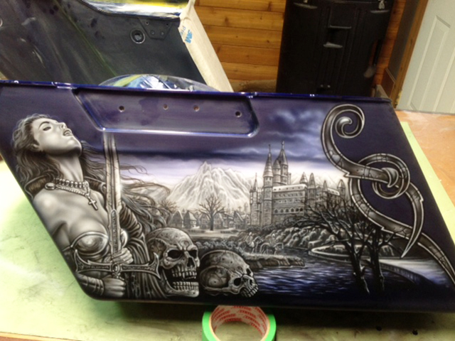 uncle-d-s-airbrushing-motorcycles-sculls-47